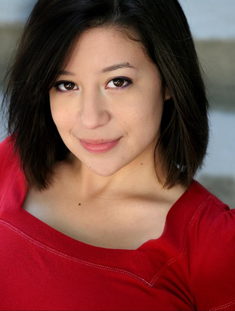 Meet Rebecca Rubino!  (Jo March)